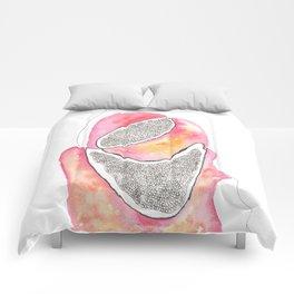 Scandi Micron Art Design | 170412 Telomeres Healing 31 Comforters