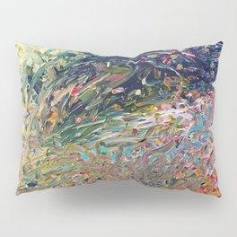 Finger Painting  Pillow Sham