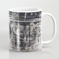 cage Mugs featuring Cage by George Lockyer