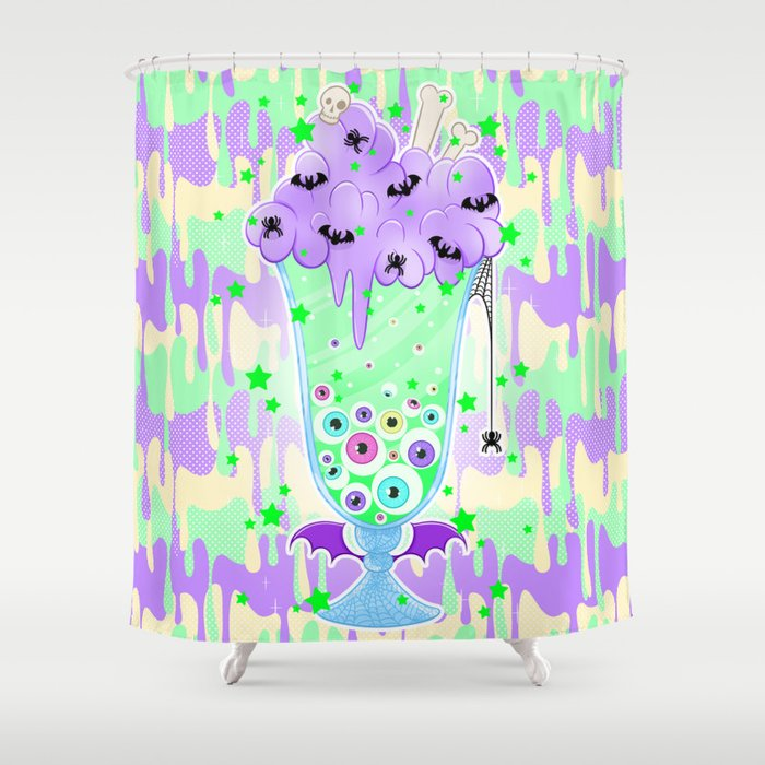 Witchy Brew Shower Curtain