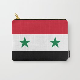 National flag of Syria Carry-All Pouch