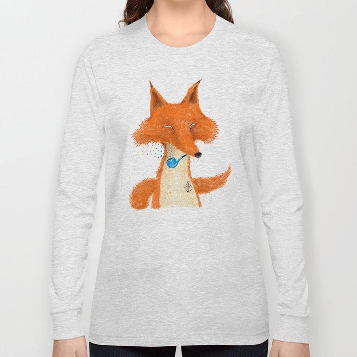 Fox III Long Sleeve T-shirt