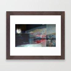 Filmed Framed Art Print