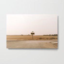 road 92 Metal Print