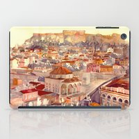 takmaj iPad Cases featuring Athens by takmaj