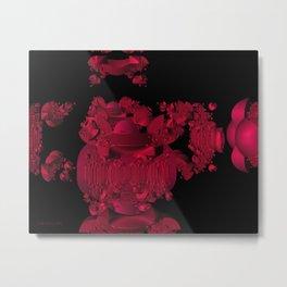 Abstract 352 Metal Print