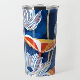Bold Botanical Travel Mug