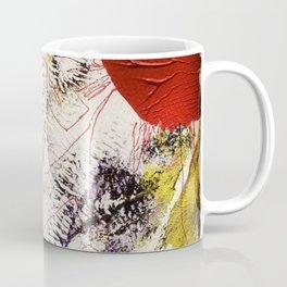 Red Flowers Coffee Mug
