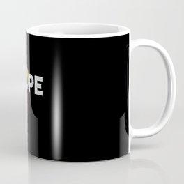 Nope Trump Coffee Mug