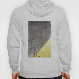 Dream induced by enforced repetition. Hoody