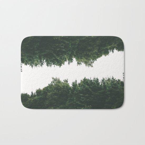 Forest Reflections VI Bath Mat