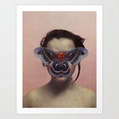 SUSPIRIA VISION Art Print
