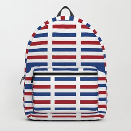 Flag of Netherlands -pays bas, holland,Dutch,Nederland,Amsterdam, rembrandt,vermeer. Backpack