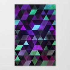 dyrk tyme Canvas Print