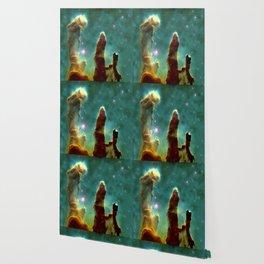 The Pillars of Creation in the Eagle Nebula (NASA/ESA Hubble Space Telescope) Wallpaper