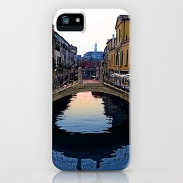 Venice, Italy Morning iPhone Case