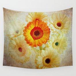 Flora Artistica No.01 Wall Tapestry