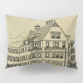 Wesley Hospital 1888 Pillow Sham