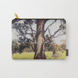 Under the shade of a coolabah Tree Carry-All Pouch