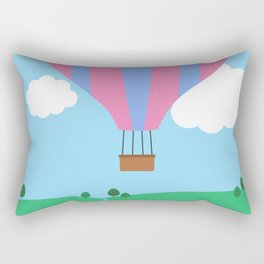 Balloon Rectangular Pillow