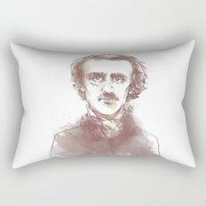 Edgar Allen Poe Rectangular Pillow