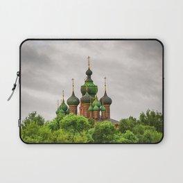St. John the Baptist Church in Yaroslavl Laptop Sleeve