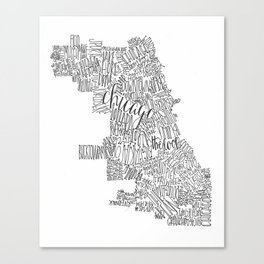 EED - Chicago Canvas Print