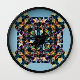 Kandy kaos Wall Clock