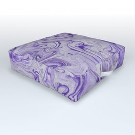 Marble Twist XI Outdoor Floor Cushion