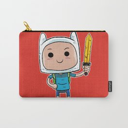 What Time Is It? Carry-All Pouch