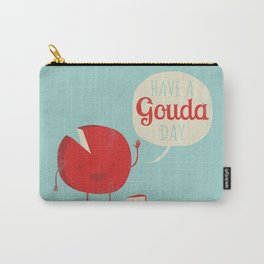 Have a Gouda Day Carry-All Pouch