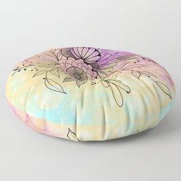 My Zen Art Floor Pillow