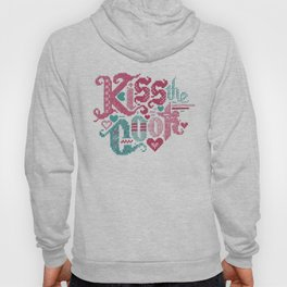 Kiss the cook valentine gift Hoody