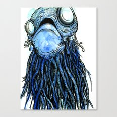 The Jelly  Canvas Print
