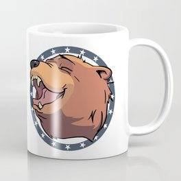 Cheeseburger! The bear in Far Cry 5 - FANG Center Coffee Mug