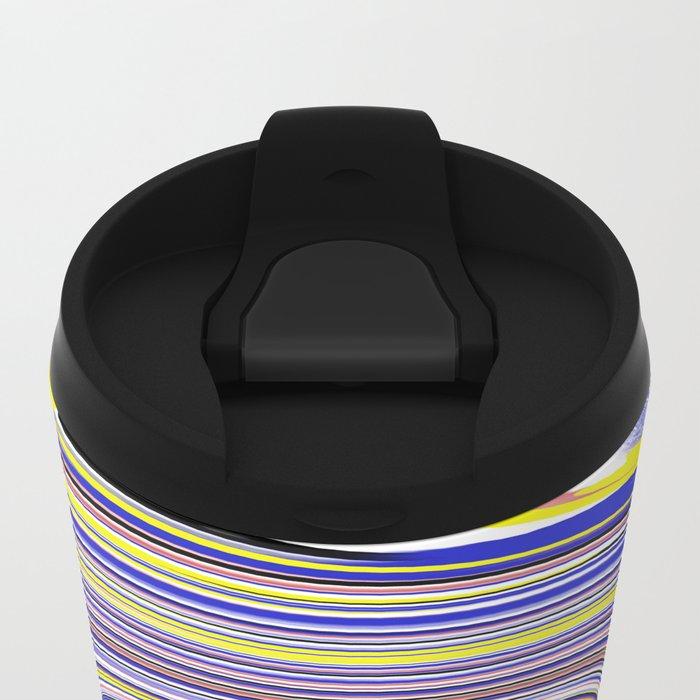 circle2 Metal Travel Mug