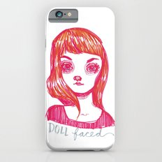 Doll Faced iPhone 6s Slim Case