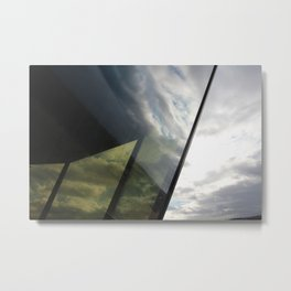 Sky mirror Metal Print