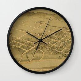 Bastrop Wall Clock