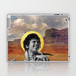 Saint Joshua Michael, Patron Saint of Sunshine Laptop & iPad Skin