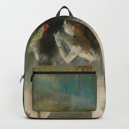 "Edgar Degas ""Ballet at the Paris Opéra"" Backpack"