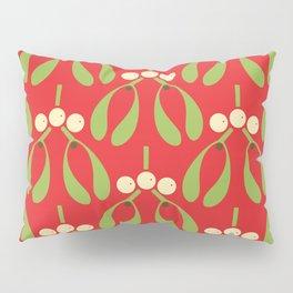 Anytime Is Mistletoe Time! Pillow Sham