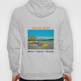 Tigertail Beach, Marco Island, Florida Hoody