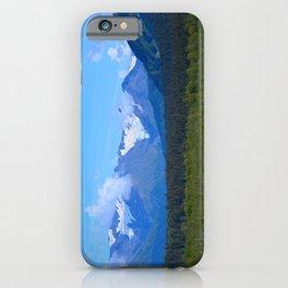 Mountain Glacier iPhone Case