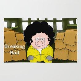 Breaking Bad...or something like that Rug