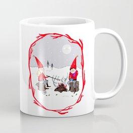 Snow and Stories Coffee Mug