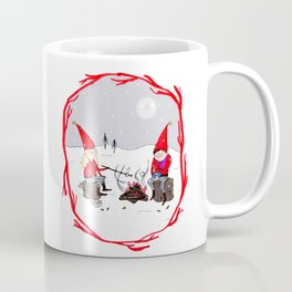 Snow and Stories Coffee Mug