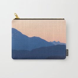 Cool Mountains & Warm Skys Carry-All Pouch