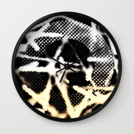 Visitors from Another Galaxy Wall Clock