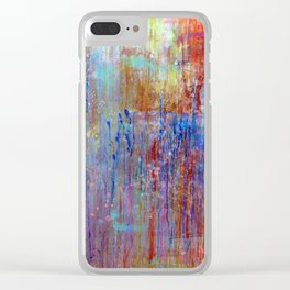 Onions WTF Enhanced Clear iPhone Case